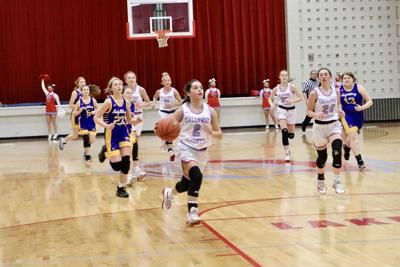 Lady Lakers over St. Mary