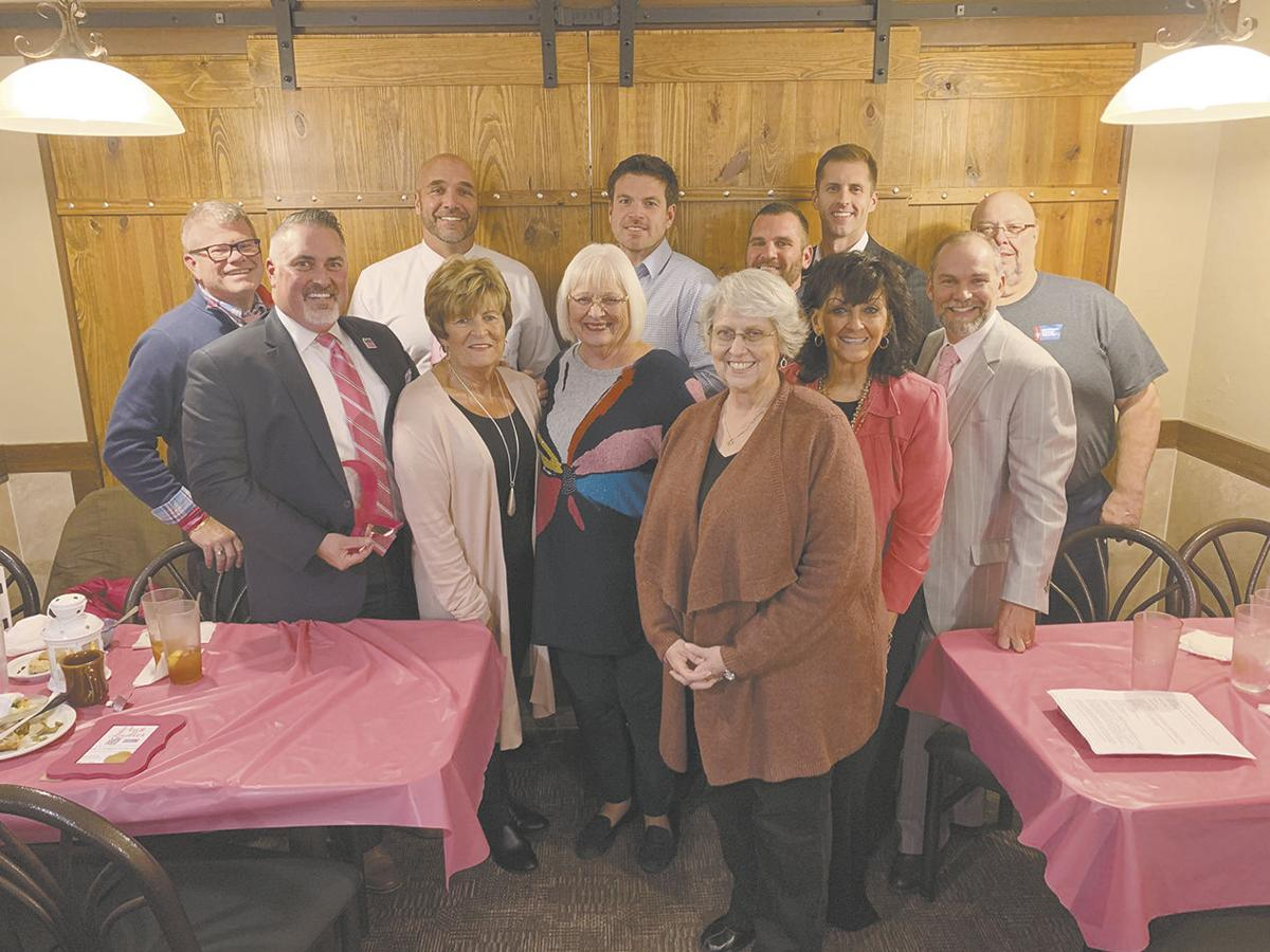 Real Men Wear Pink Calloway County Campaign