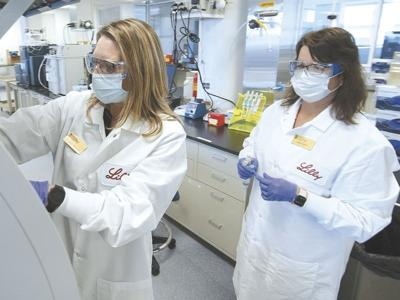 UofL, Indiana company partnering on COVID study