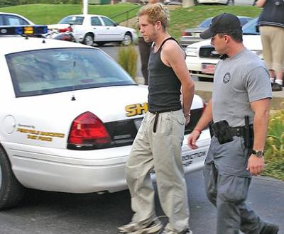 Law enforcement officers record early-morning arrests | News