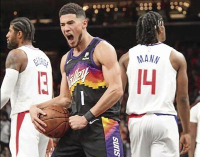 Booker Suns