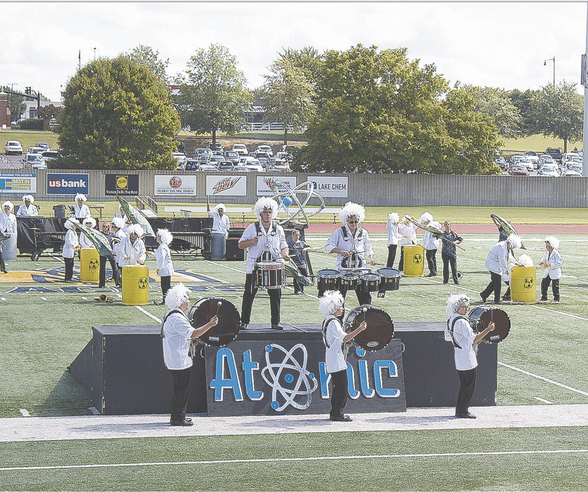 CCHS Laker Band Dums