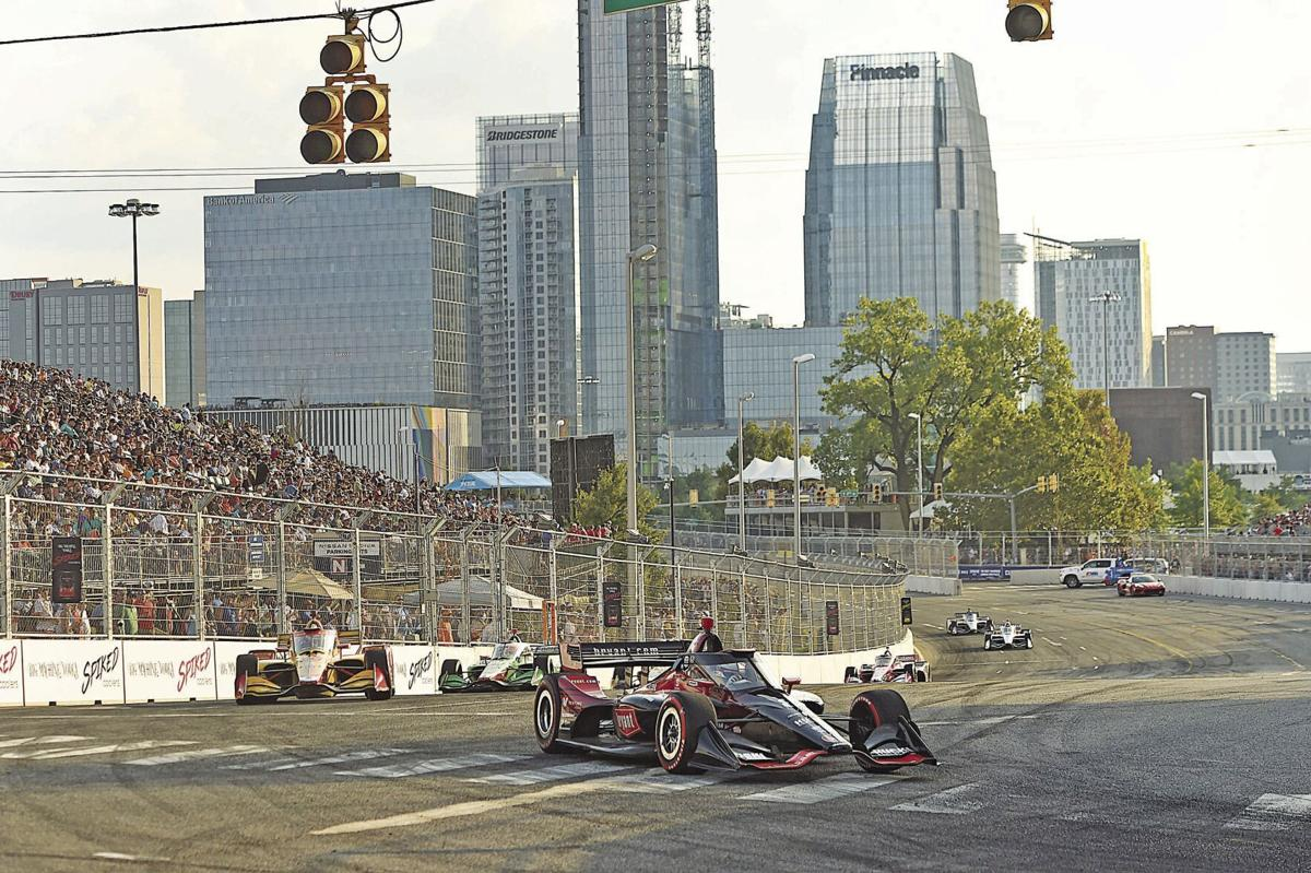 Was IndyCar's Music City Grand Prix it's own Monaco? No, but it was far from a failure