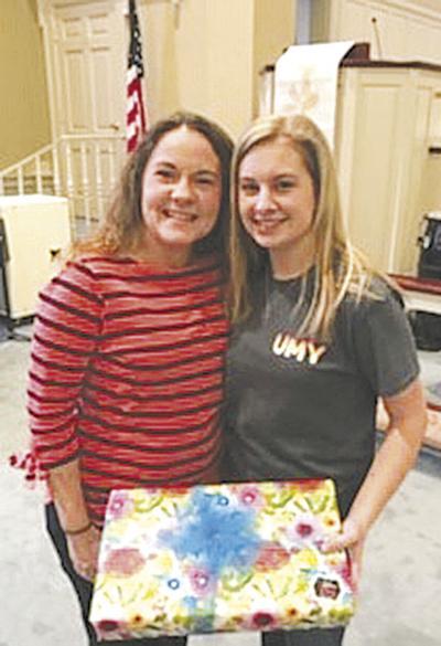 FUMC names Caroline Koenig Outstanding Methodist Youth