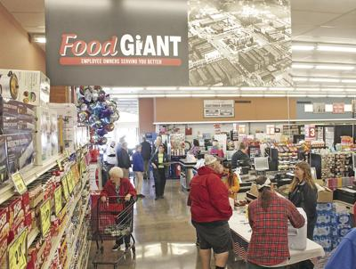 Food Giant overview