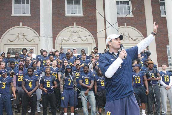 All Campus Sing - MSU Football