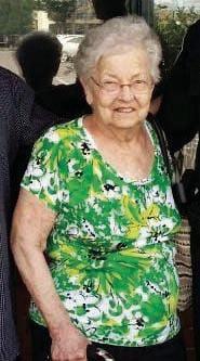 Hilda F. Sanders obituary