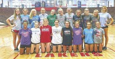 Lady Laker Volleyball Team