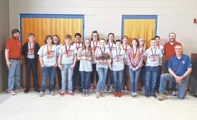 CCMS Academic Team at Gov's Cup
