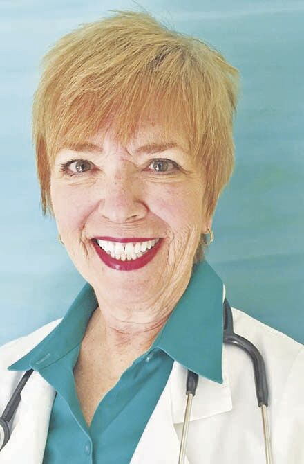 Julie Cathryn 'Cathy' Christopher, M.D.