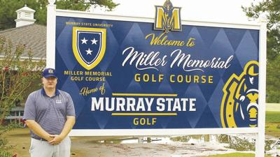 Murray State Hall of Famer Nick Newcomb begins new duties at MMGC