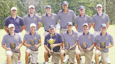MSU golf team championship photo