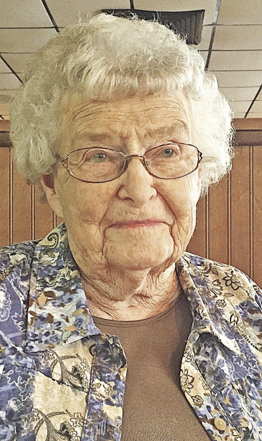 Ernestine Hargis obituary