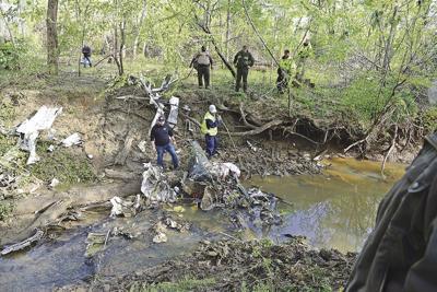 Tennessee plane crash