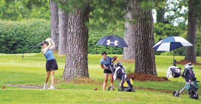 Tigers host junior summer golf tournament at Murray Country Club