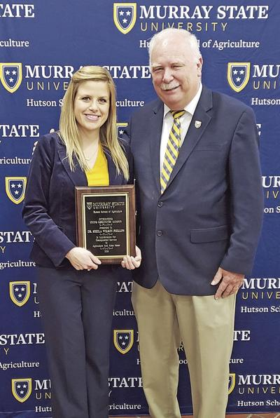 MSU Outstanding Young Alumnus