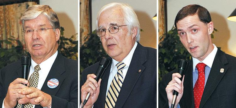Candidates for mayor, sheriff top forum list: Murray Woman's Club