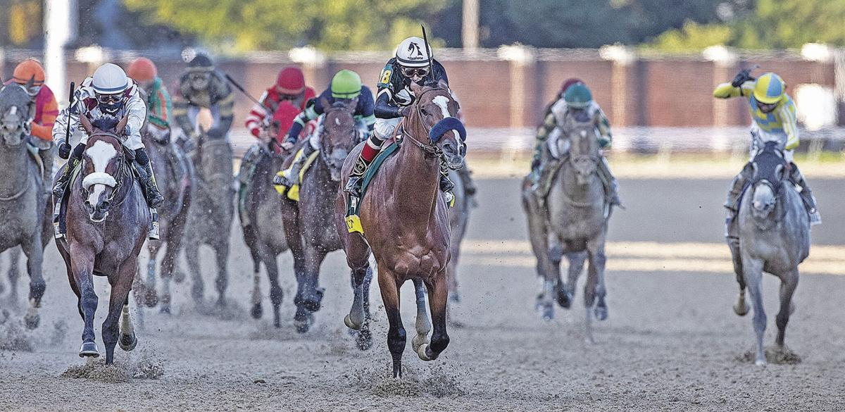 Authentic wins Derby