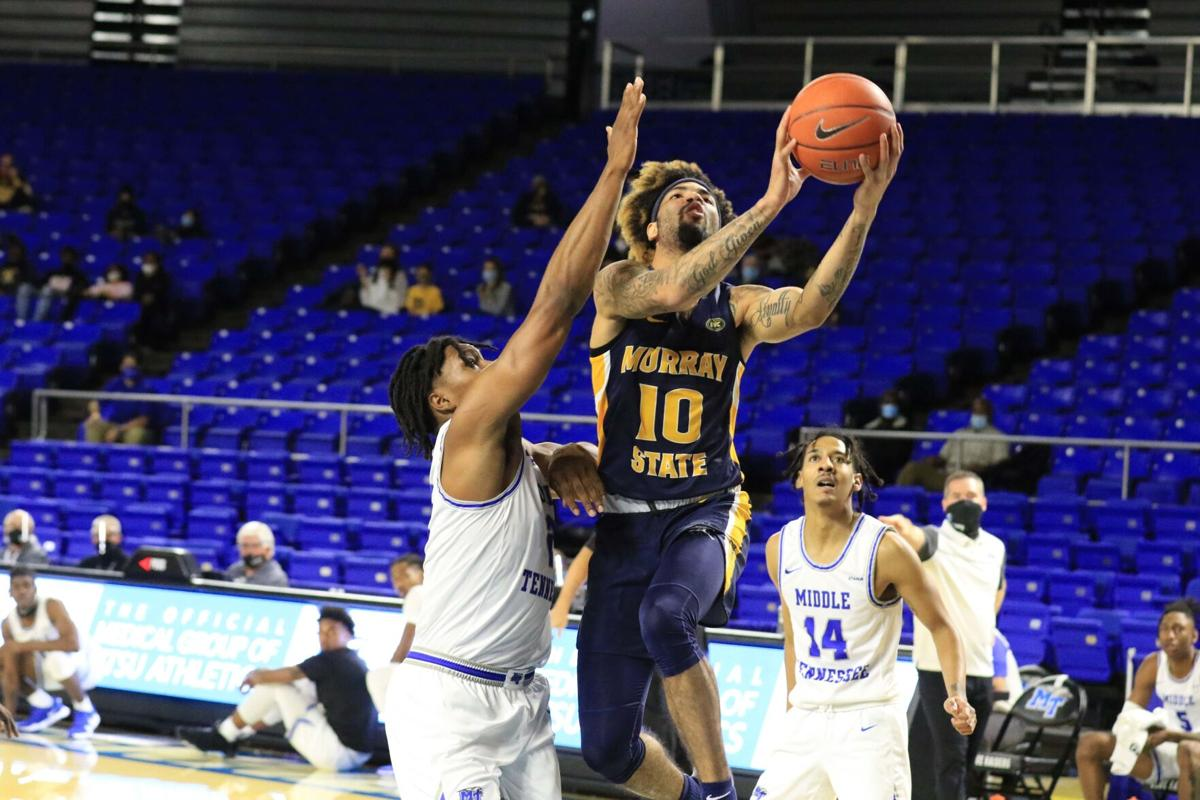 Racers come up short in first road test at MTSU