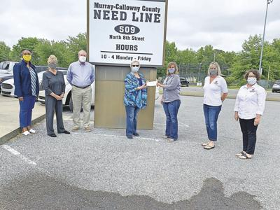 Murray Electric assists Need Line
