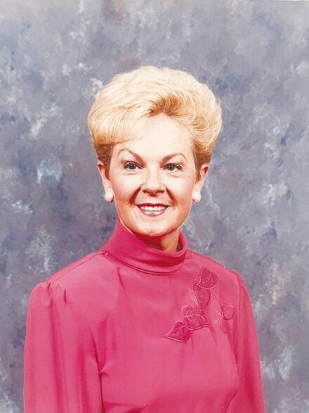 Betty Thurman Stewart