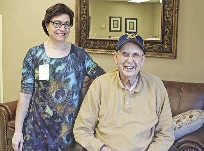 Popeye honored at Spring Creek