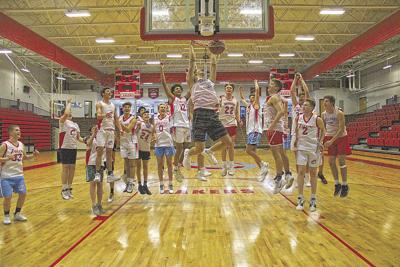 Laker Boys' Basketball Team