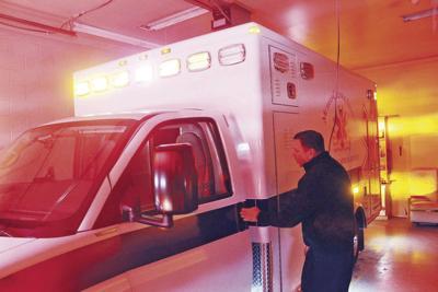 MCCH ambulance