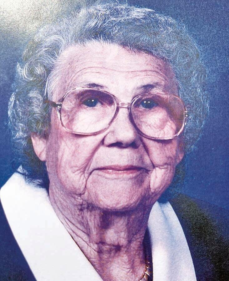 Sue Nell Walton Emerson obituary