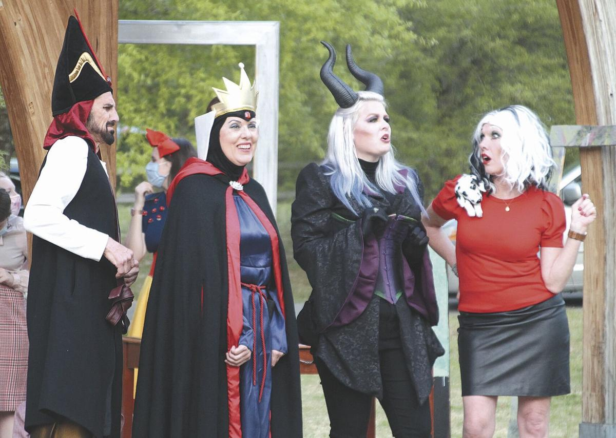 Playhouse resumes outdoor performances with 'Disney's Descendants'