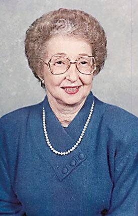 Pauline Jones Crump obituary