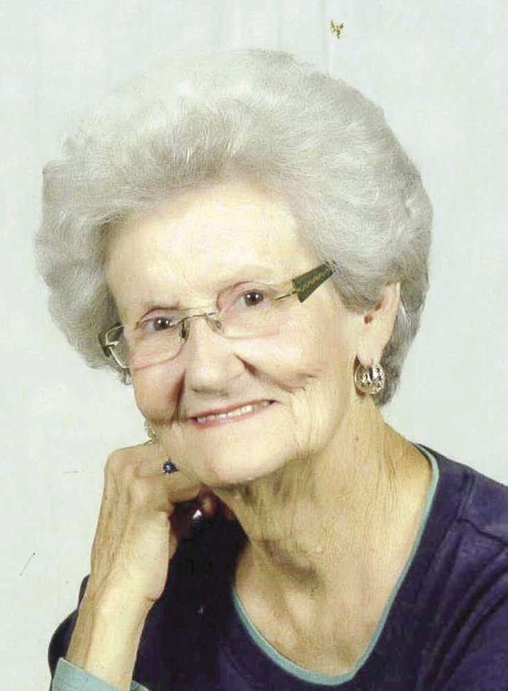 Monetta Barham Blackford obituary
