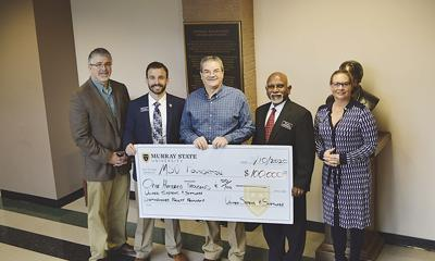 Murray State establishes United Systems andSoftware Professor Fellowship