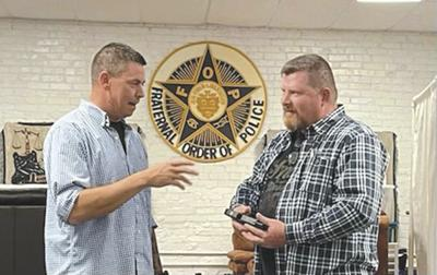 CCSO's Sgt. Tidwell retires after 25 years with county