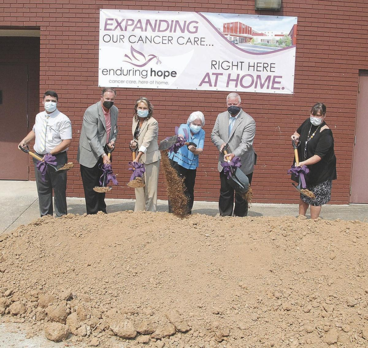 MCCH officials say new cancer center is necessity, 'not a luxury' at groundbreaking