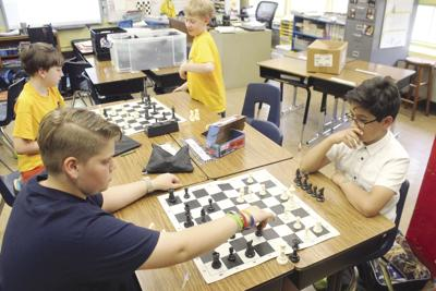 Tiger Chess heads to Nashville for nationals | News | murrayledger com