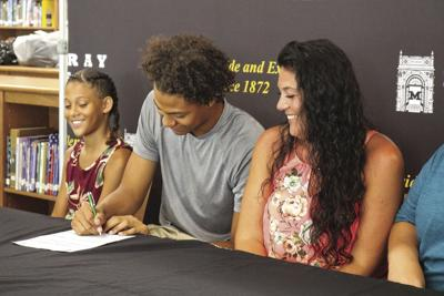 Duffy signs to Kaskaskia College