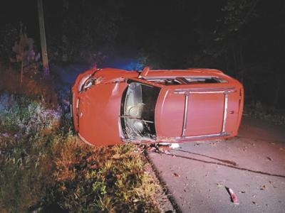 CCSO: Murray man charged with DUI after single-vehicle crash