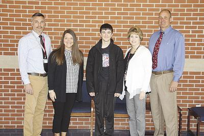 CCHS student named to The Gatton Academy