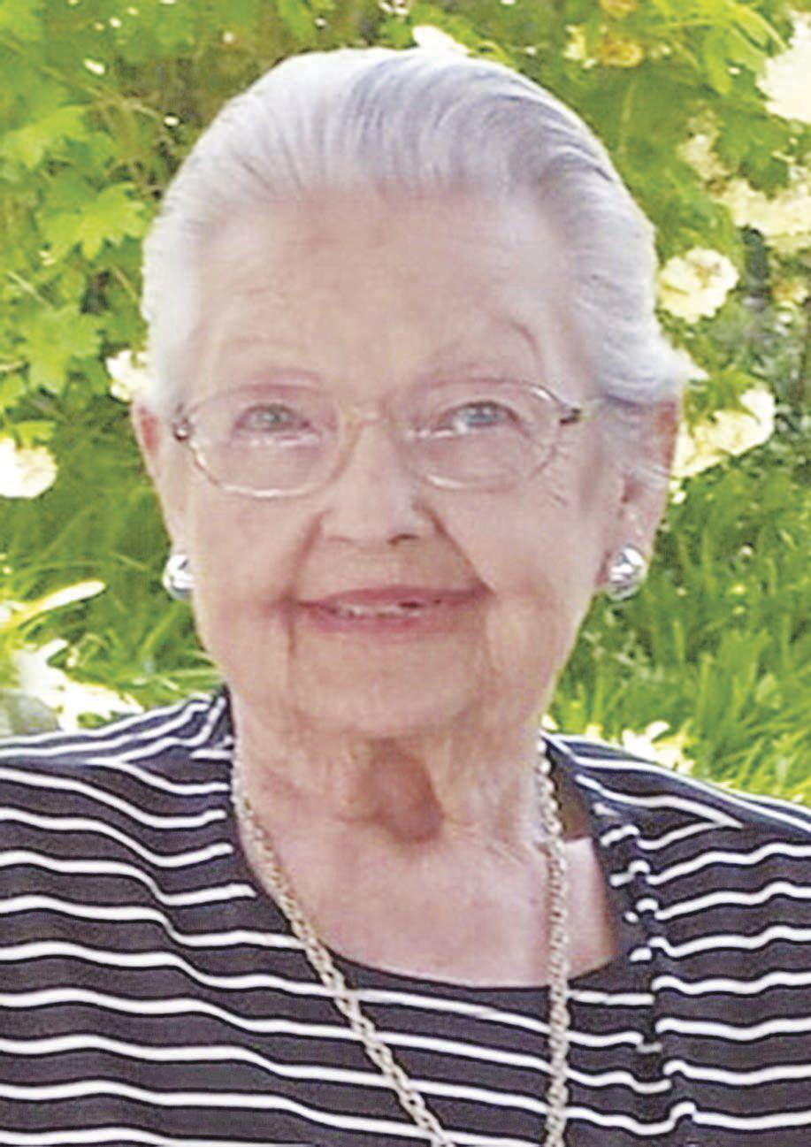 Garvie Josephine Robinson obituary