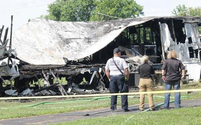 Fatal Fire in Murray
