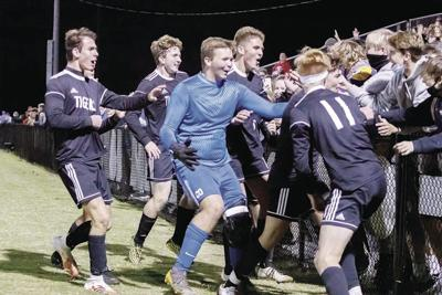 The thrill of victory