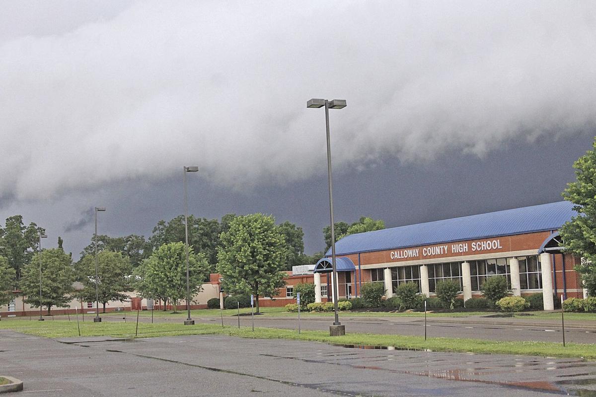 Storm a coming