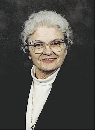 Eunice Maxine Chambers obituary