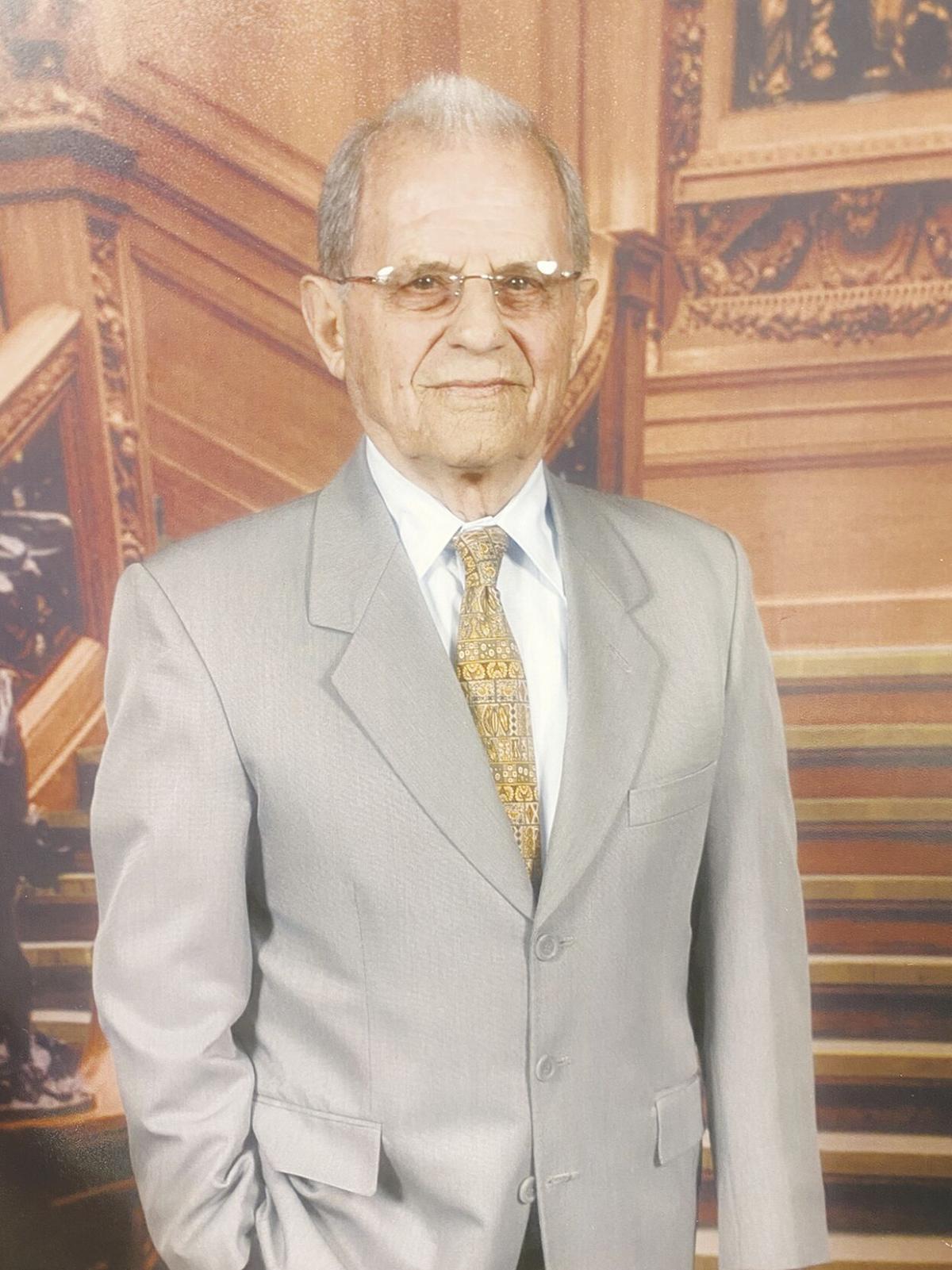 Anthanasios 'Tom' Karvounis obituary