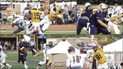Four Racers named to NFF Hampshire Honor Society