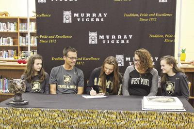 Brooks signs to West Point