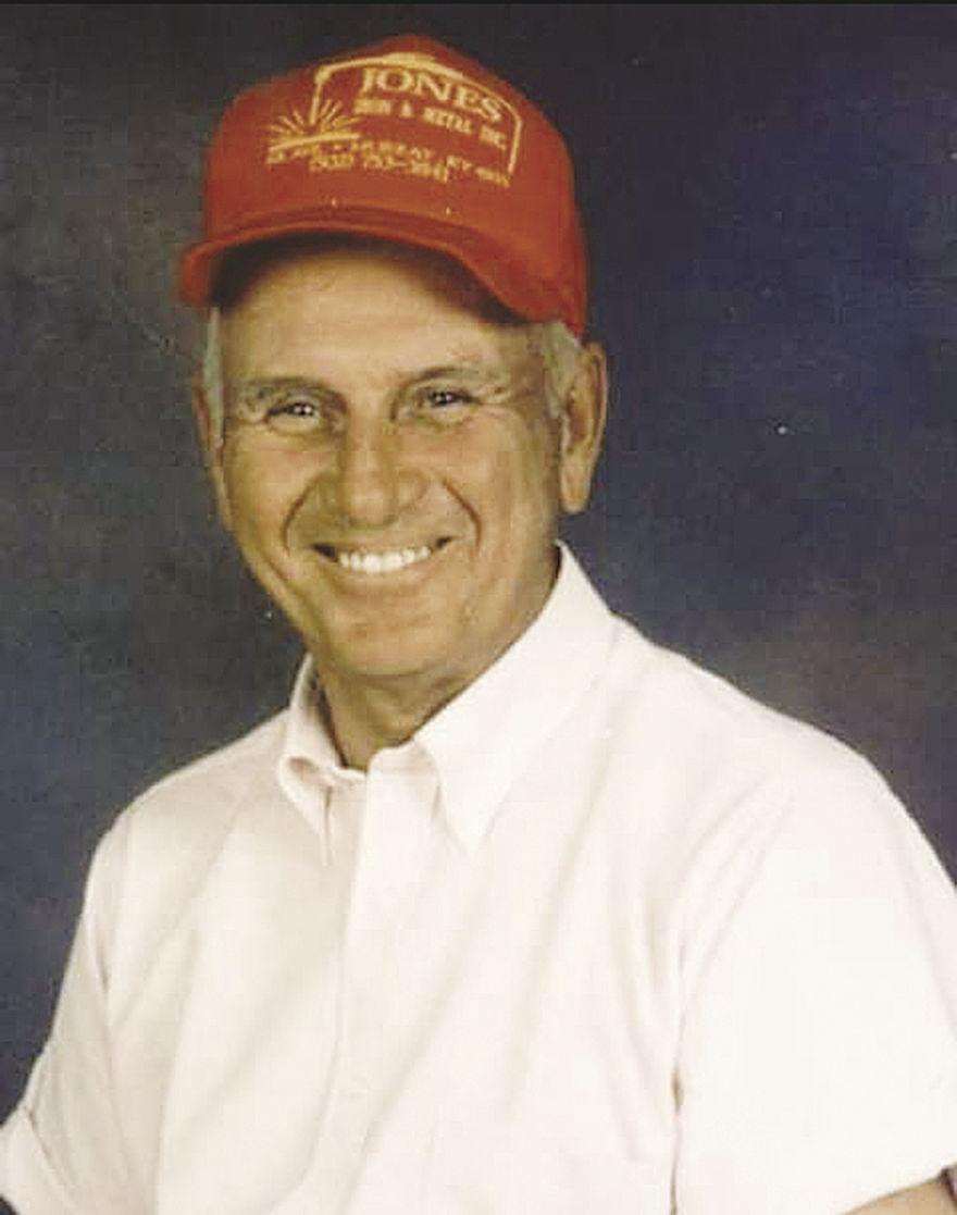 Harold Vaughan obituary