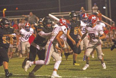 Boyd tackle