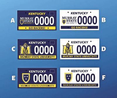 MSU license plates candidates